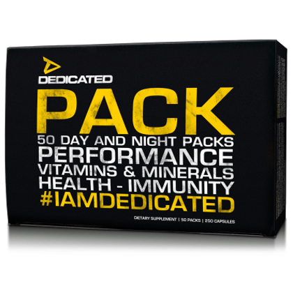 Dedicated Nutrition Pak