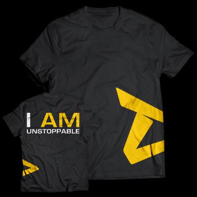 Dedicated Shirt IamUnstoppable