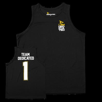 Dedicated Basketball Shirt