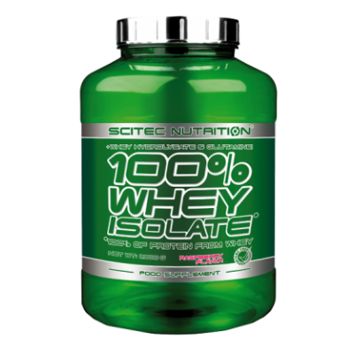 2 kg SCITEC NUTRITION 100% WHEY ISOLATE